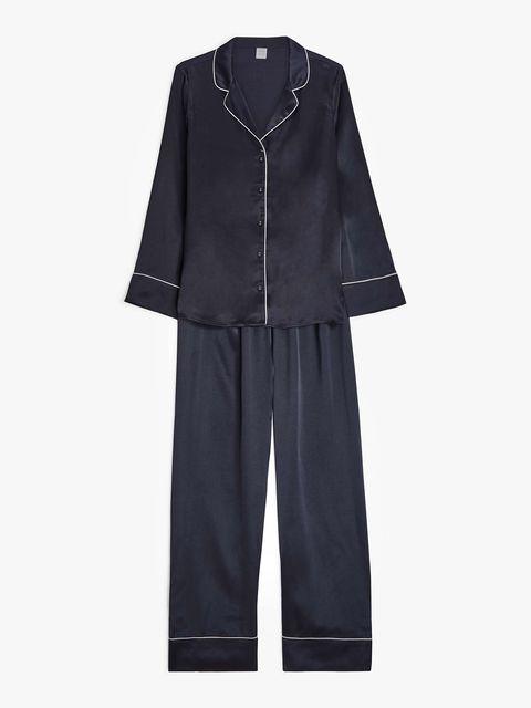 john lewis silk pyjamas