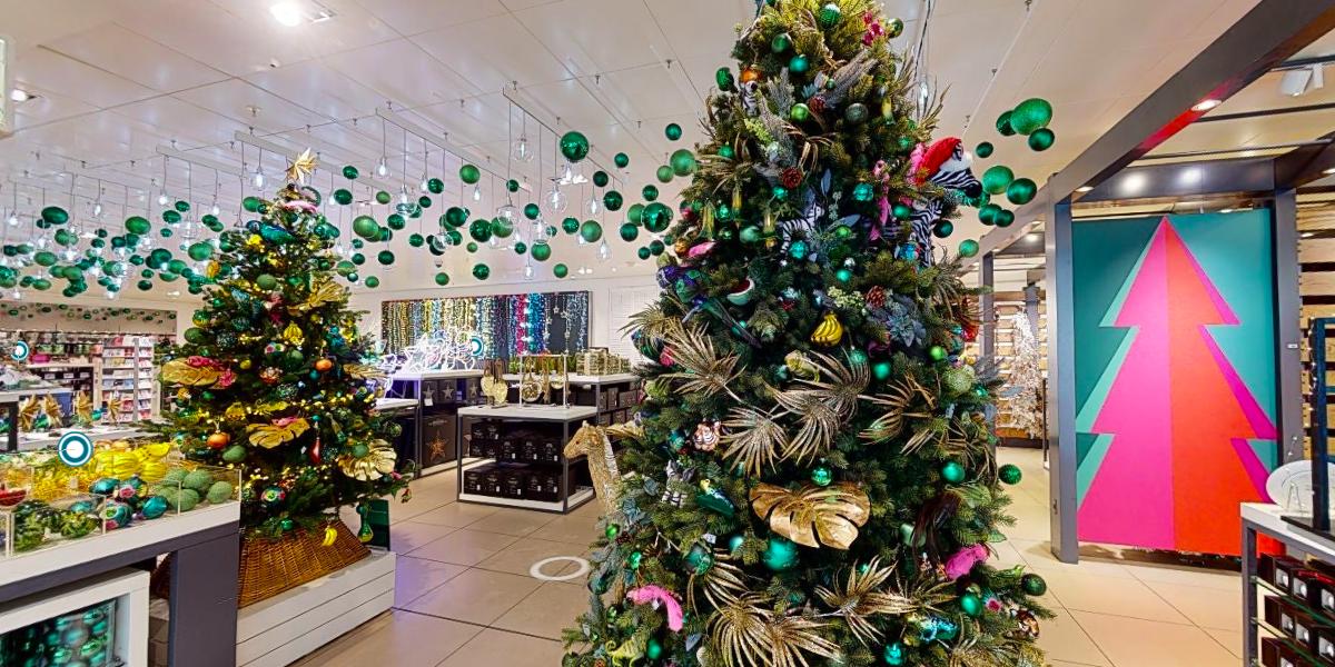 Video John Lewis Oxford Street Christmas Shop Open Goes Virtual