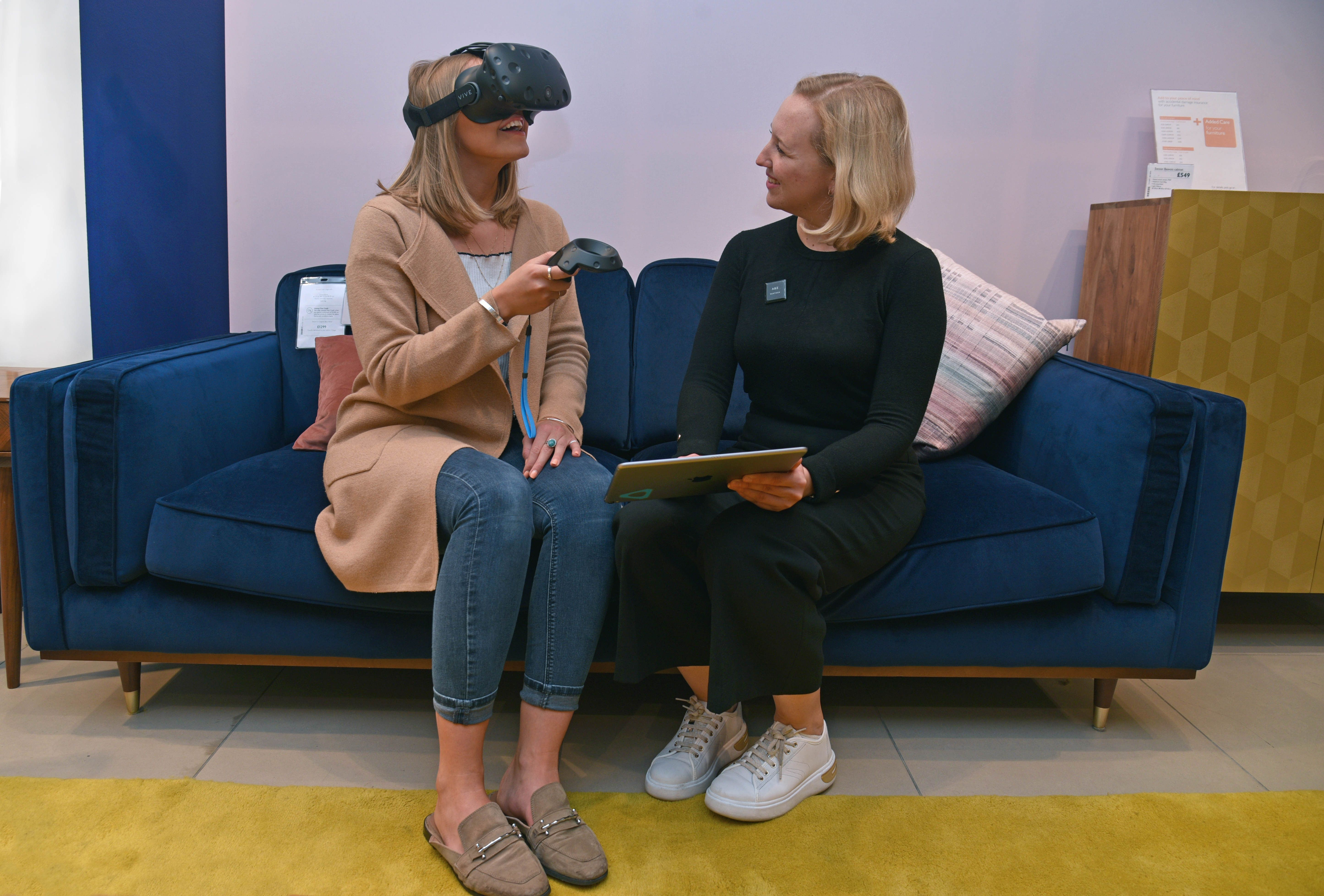 John Lewis & Partners to trial new in-store virtual reality experience