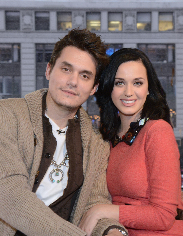 John Mayer dating Katy Perry 2015