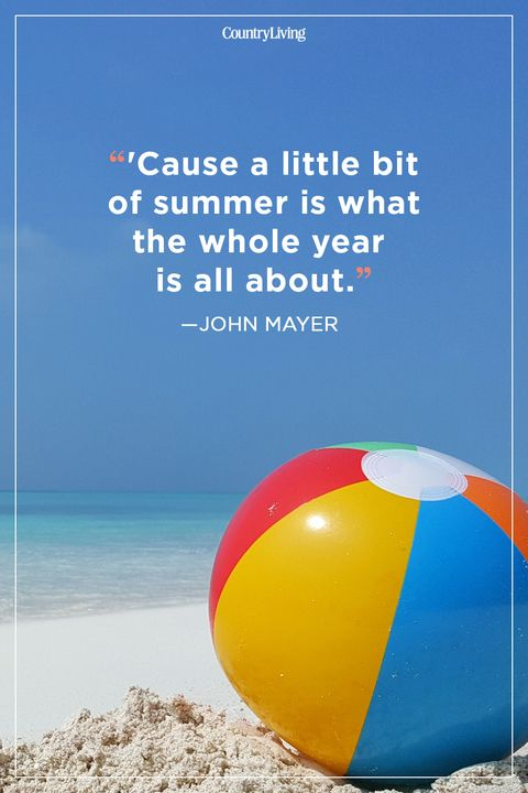 30 Best Summer Quotes and Sayings - Inspirational Quotes ...