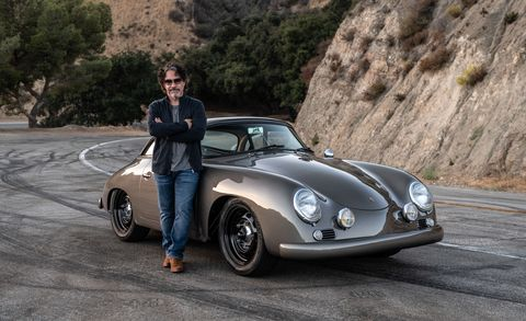 John Oates Curates Amelia Island Display of Rock-Star Cars and Guitars