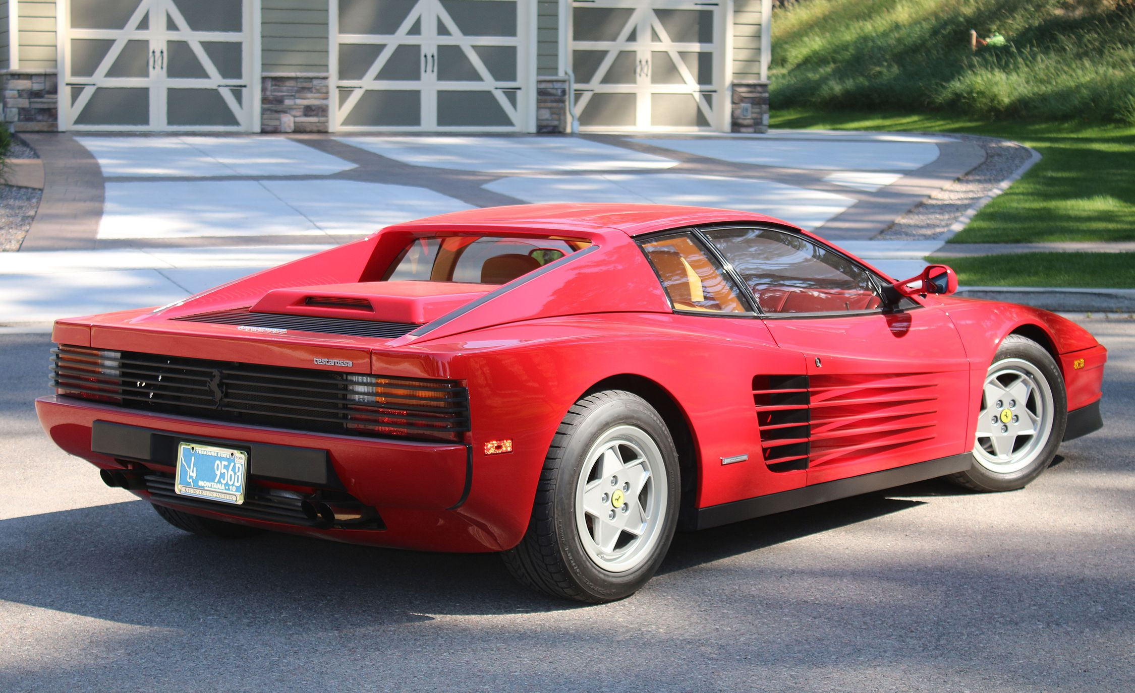 I Have A Huge Soft Spot For This 1990 Ferrari Testarossa
