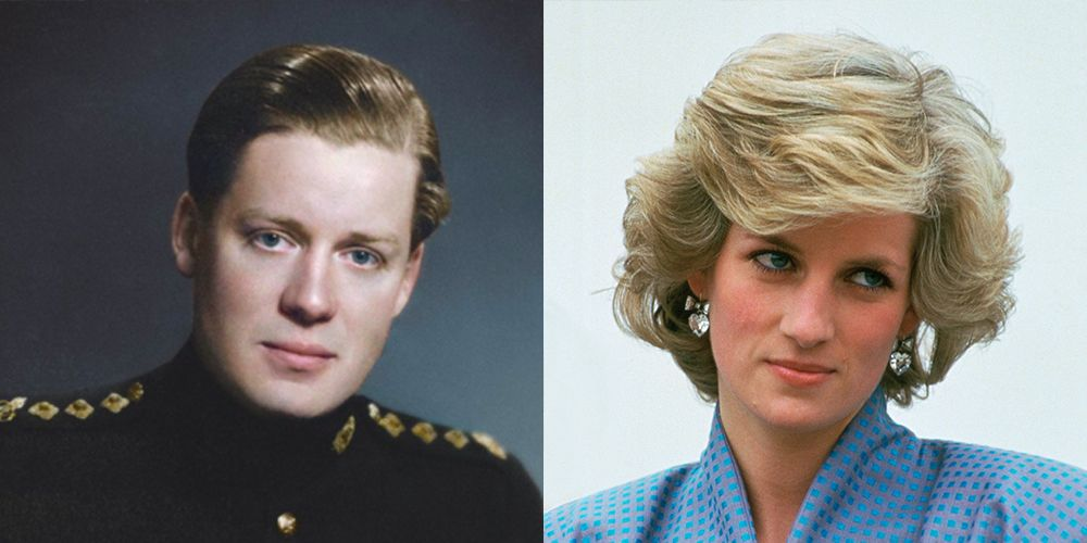 Princess Diana S Brother Releases Rare Photo Of Their Father John Spencer