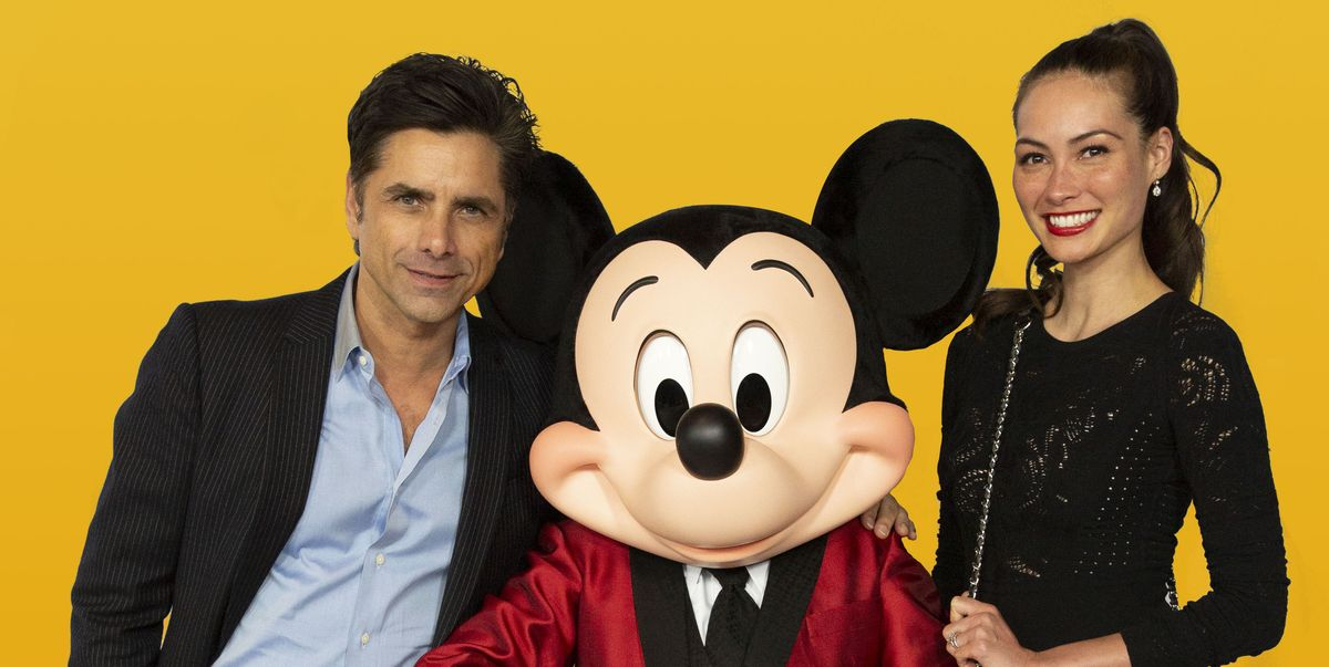 John Stamos' Favorite Salad At Disney Is A Recreation Of Old Hollywood