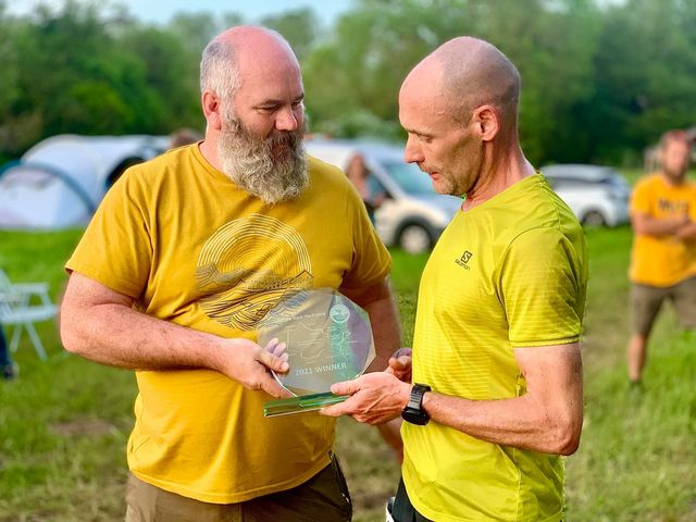 john stocker breaks backyard ultra world record
