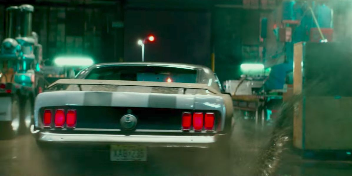 How They Made The Mustang Chase Scene In Quot John Wick 2 Quot