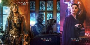 John Wick 3 posters