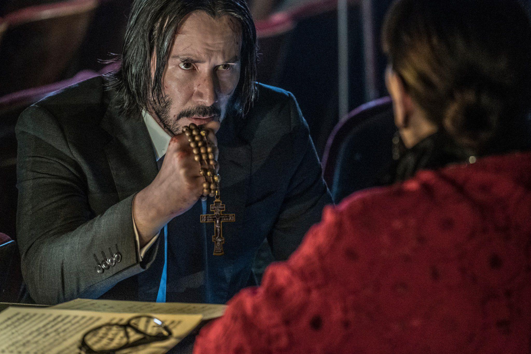 John Wick 3 Trailer Cast Release Date Plot