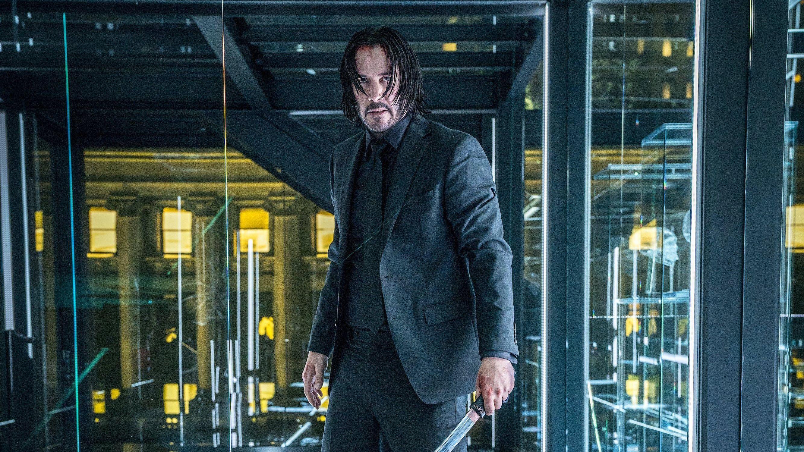 John Wick Keanu Reeves 4 5