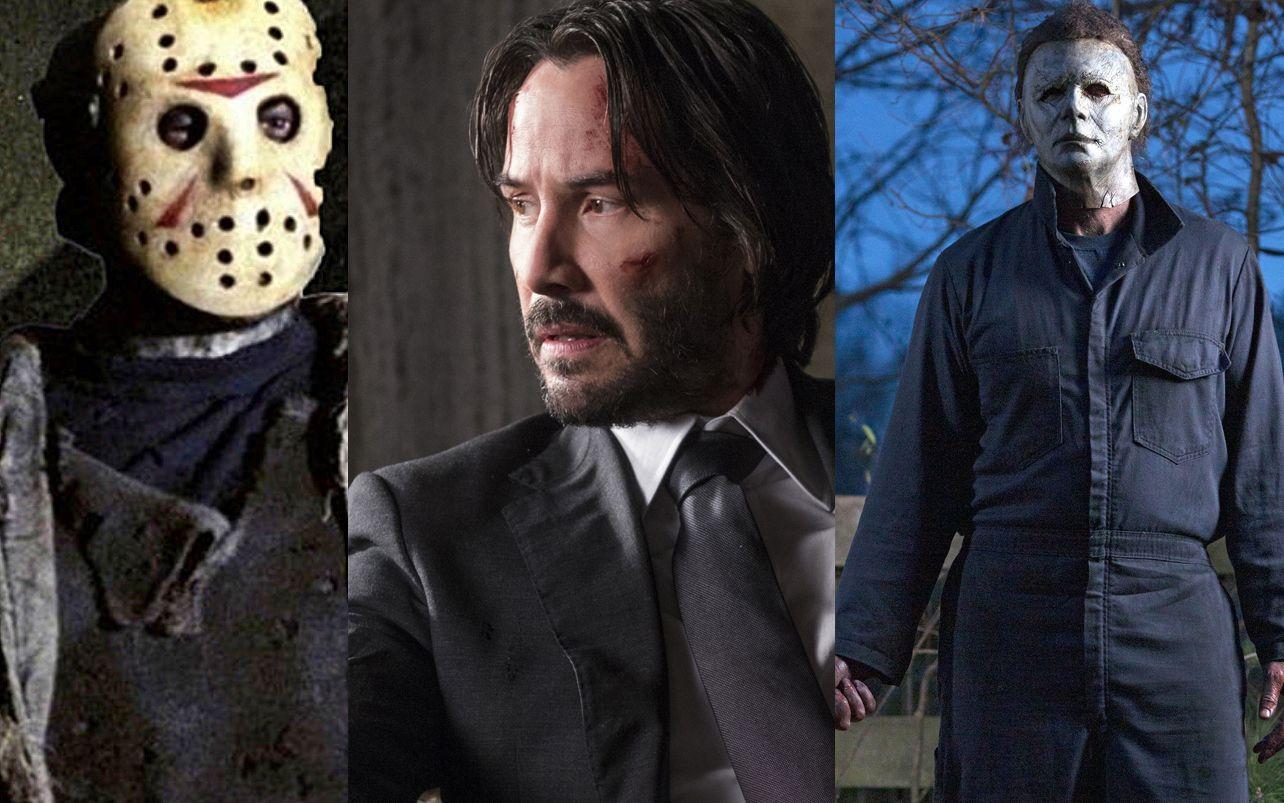 John Wick ha matado ya a más gente que Jason y Michael Myers juntos