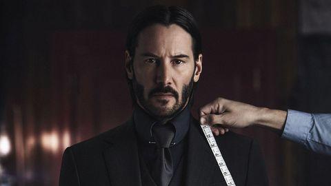 John Wick. Pacto de sangre (2017) Keanu Reeves