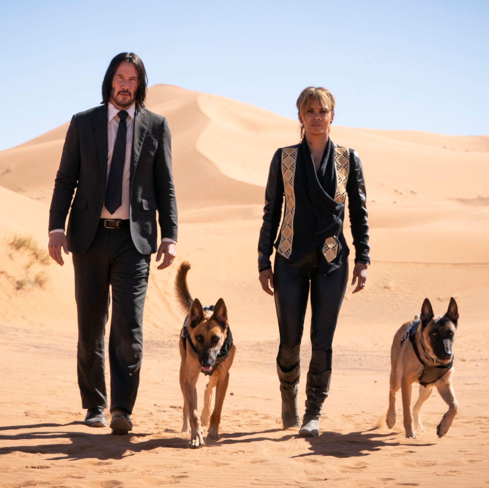 John Wick 3 knocks Avenger: Endgame from US box office top spot