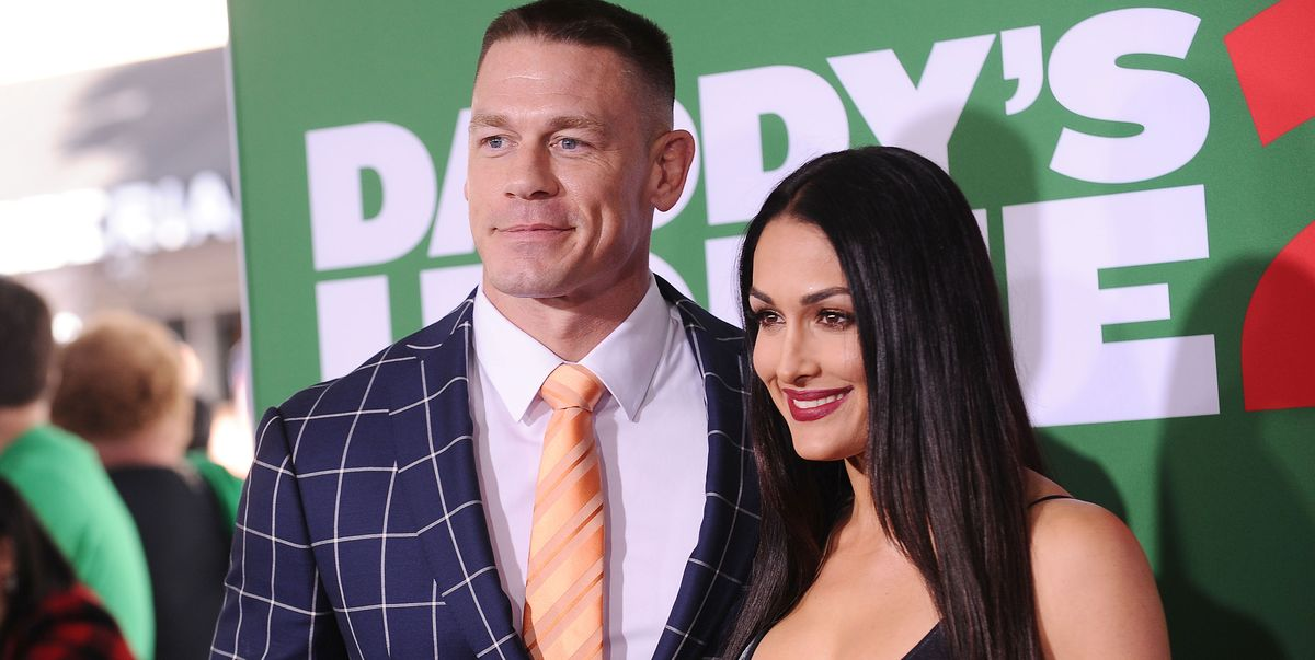 Nikki Bella And John Cena Are -2672