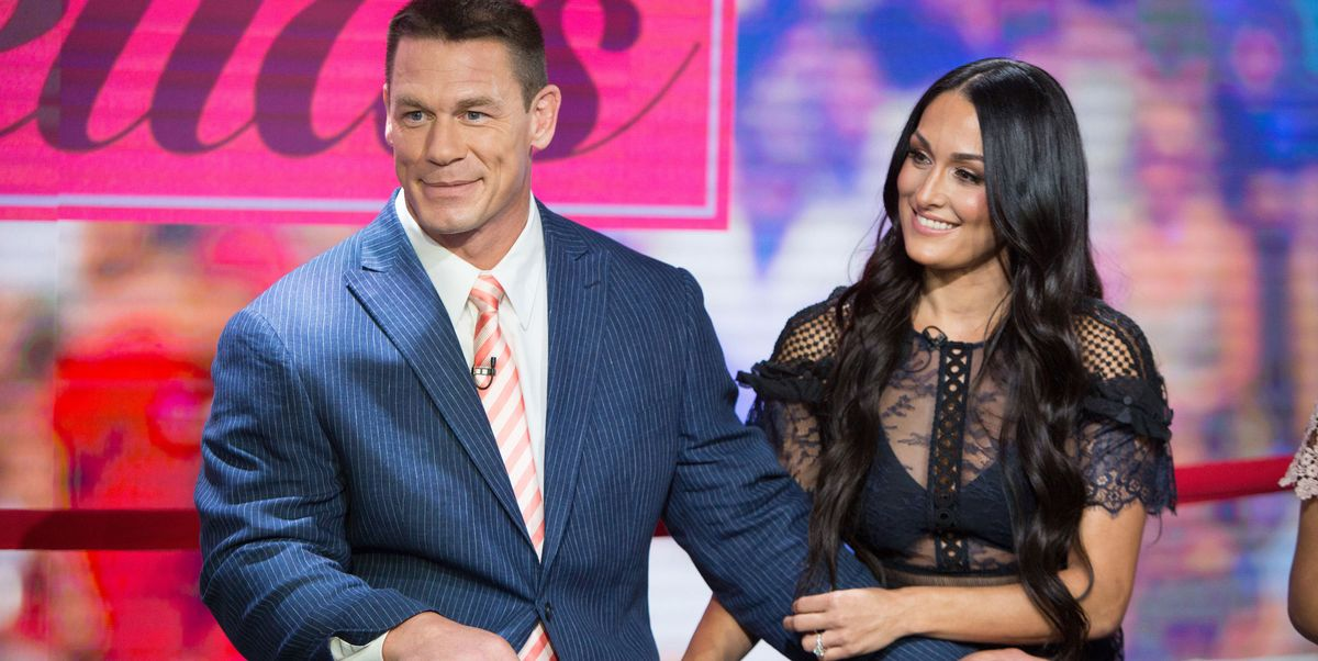 Surprising Nobody, Nikki Bella And John Cena Are Back Together-8366