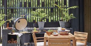 John Lewis barbecue dining set