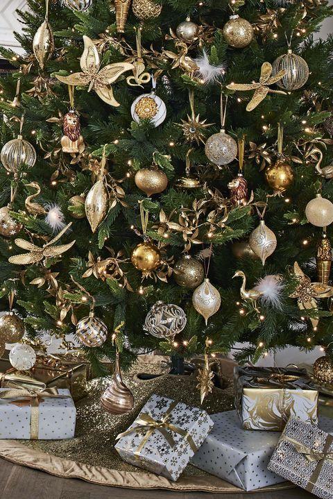 John Lewis Christmas Tree Skirt.White And Gold Christmas Tree Skirt New House Designs