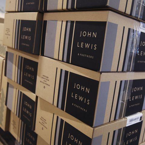 John Lewis click & collect