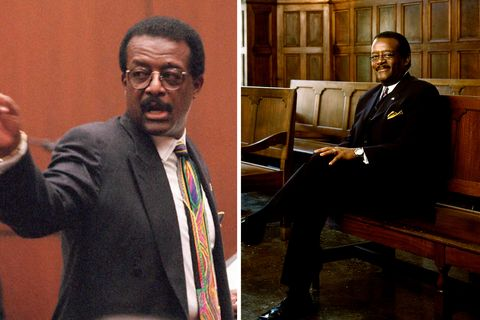 johnnie cochran, oj simpson, trial