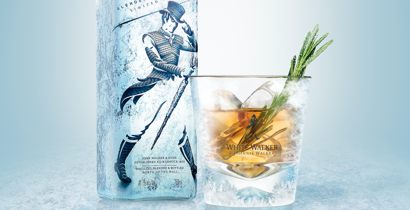 Johnny Walker komt met speciale editie voor Game of Thrones-fans