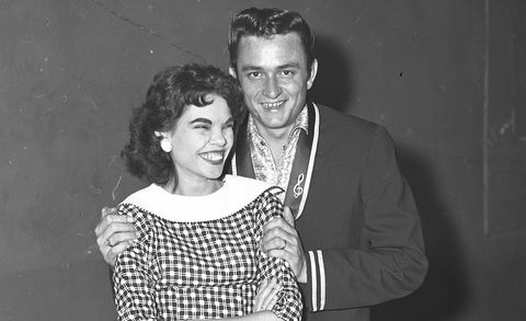 Most Public Cheating Scandals - Johnny Cash and June Carter