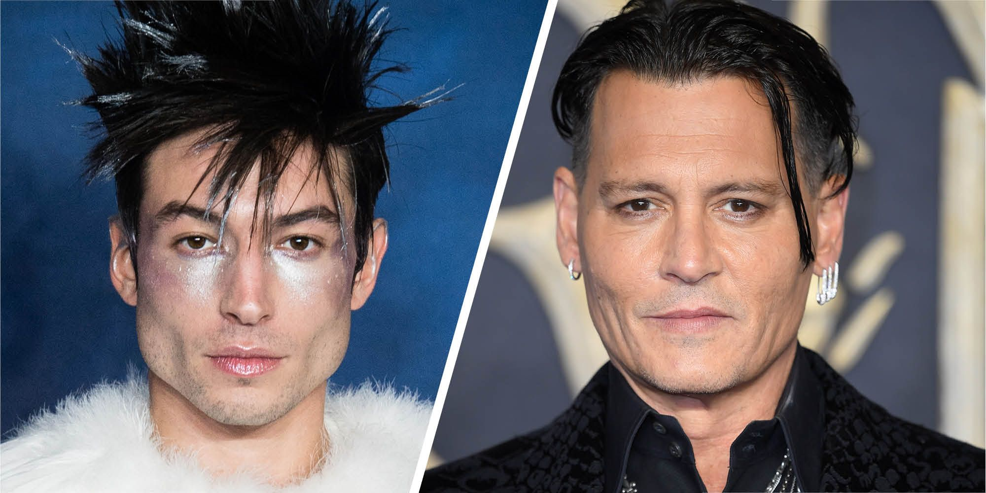 Ezra Miller speaks out over Johnny Depp Fantastic Beasts casting controversy