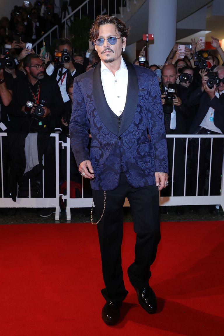 Johnny Depp Venezia Festival