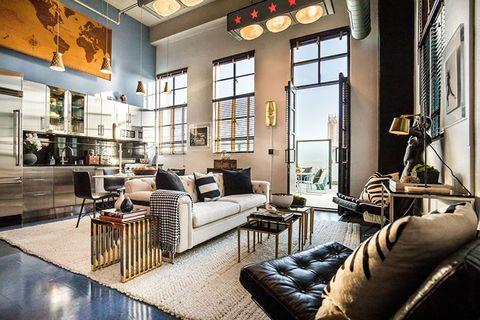 Johnny depp lists five adjacent penthouses in los angeles - 5 bedroom house for sale los angeles ...