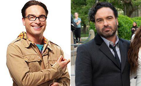 Johnny Galecki, The Big Bang Theory, then and now
