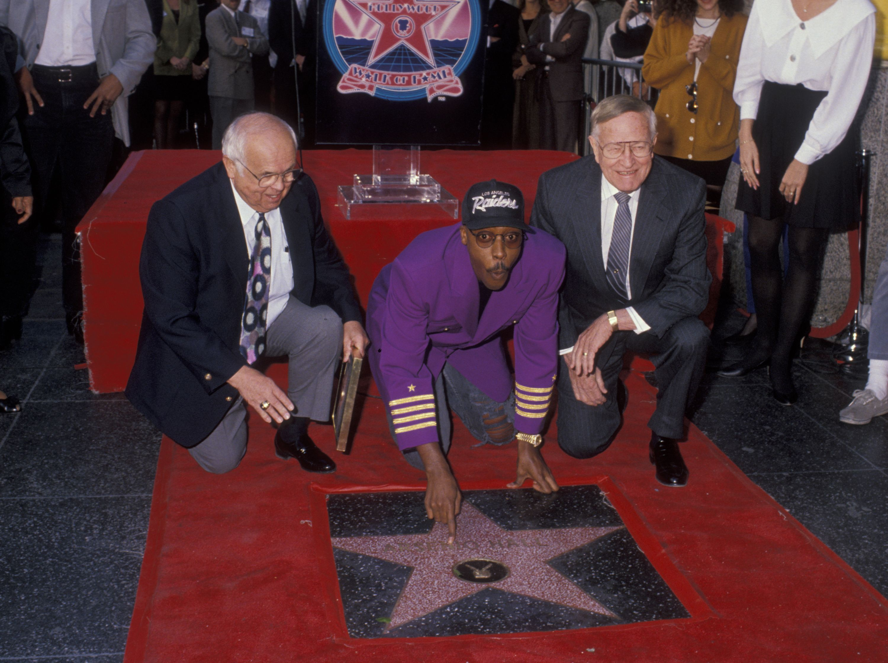40 Rare Photos Of Hollywood Legends Getting Stars On The Walk Of Fame