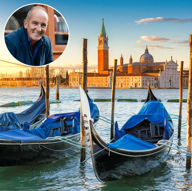 join kevin mccloud in venice