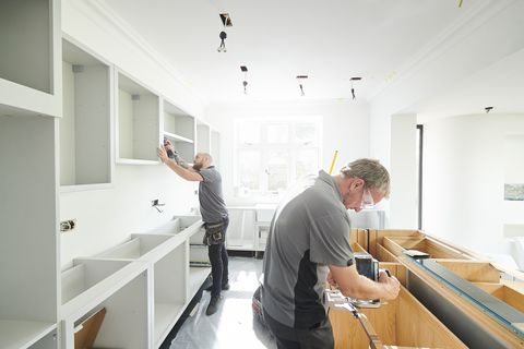 Joinery Team Ing A Kitchen