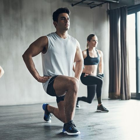 Joining a workout group will keep you motivated