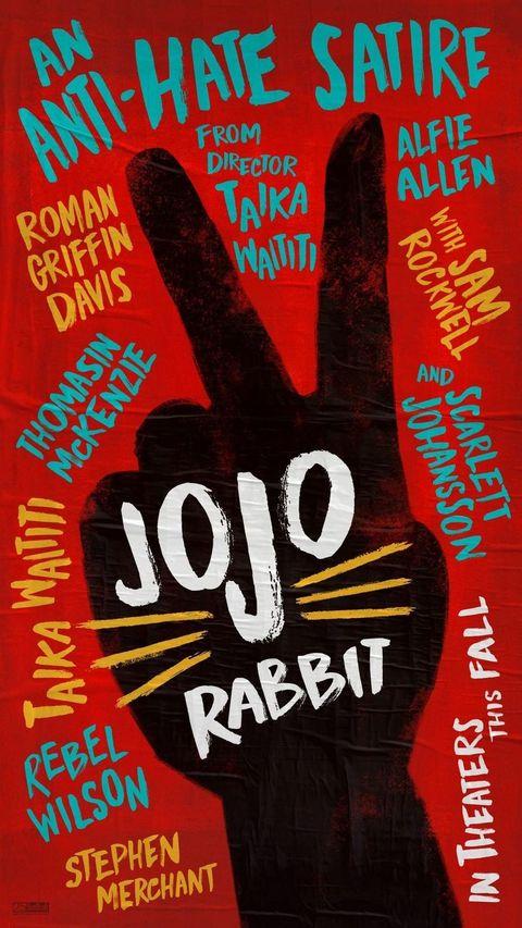 Jojo Rabbit Trailer - Taika Waititi en un Hitler imaginario