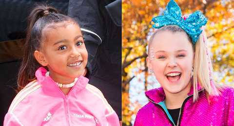 North West and Jojo Siwa Are Going to Collaborate on a YouTube Video