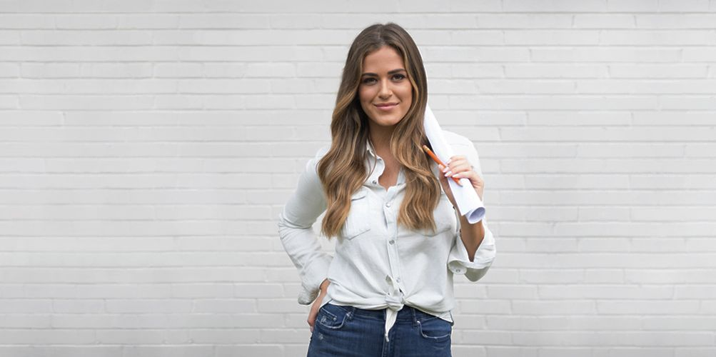 The Bachelorette's JoJo Fletcher Could Give HGTV's Stars A Run For Their Money