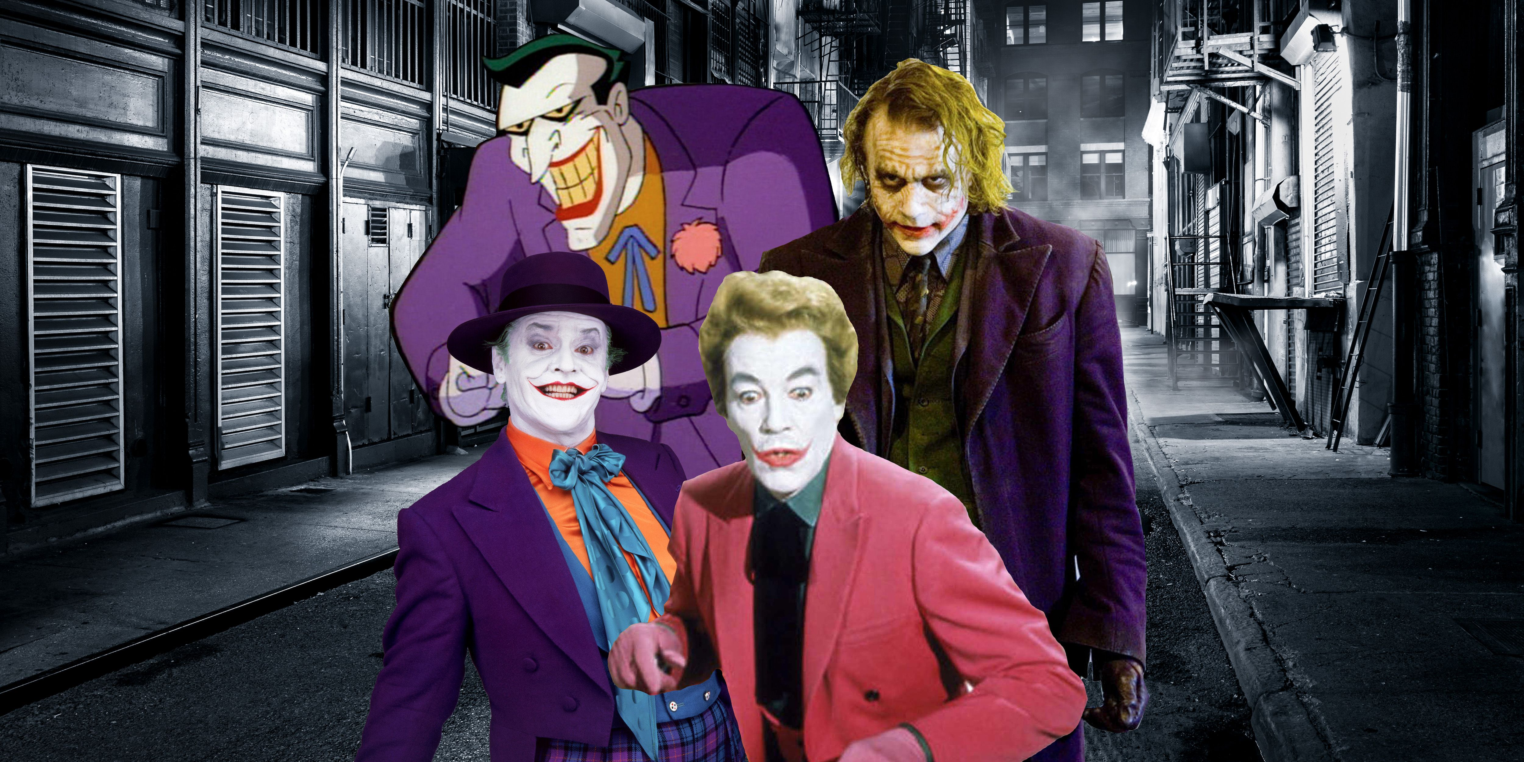 The Best Joker Actors Ranked From Worst to Best