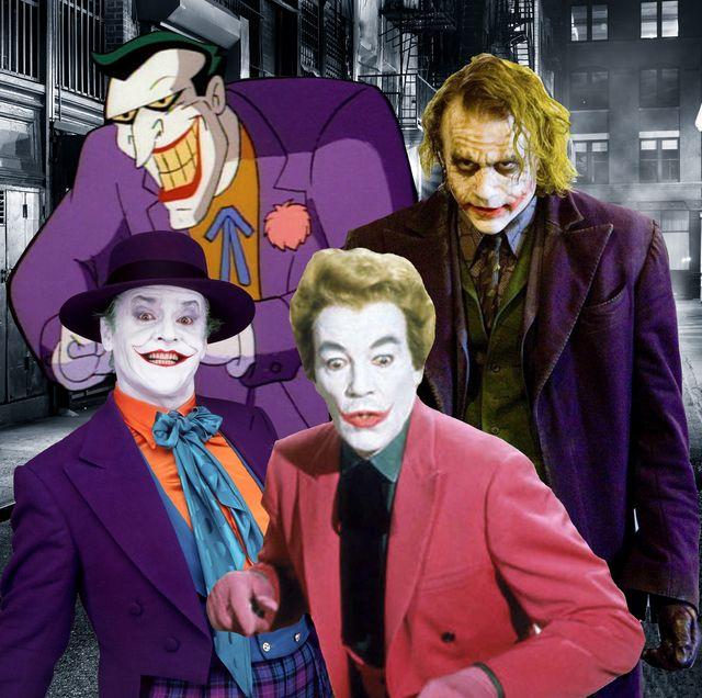 ジャック・ニコルソンからヒース・レジャーまで、歴代ジョーカー俳優をランク付け