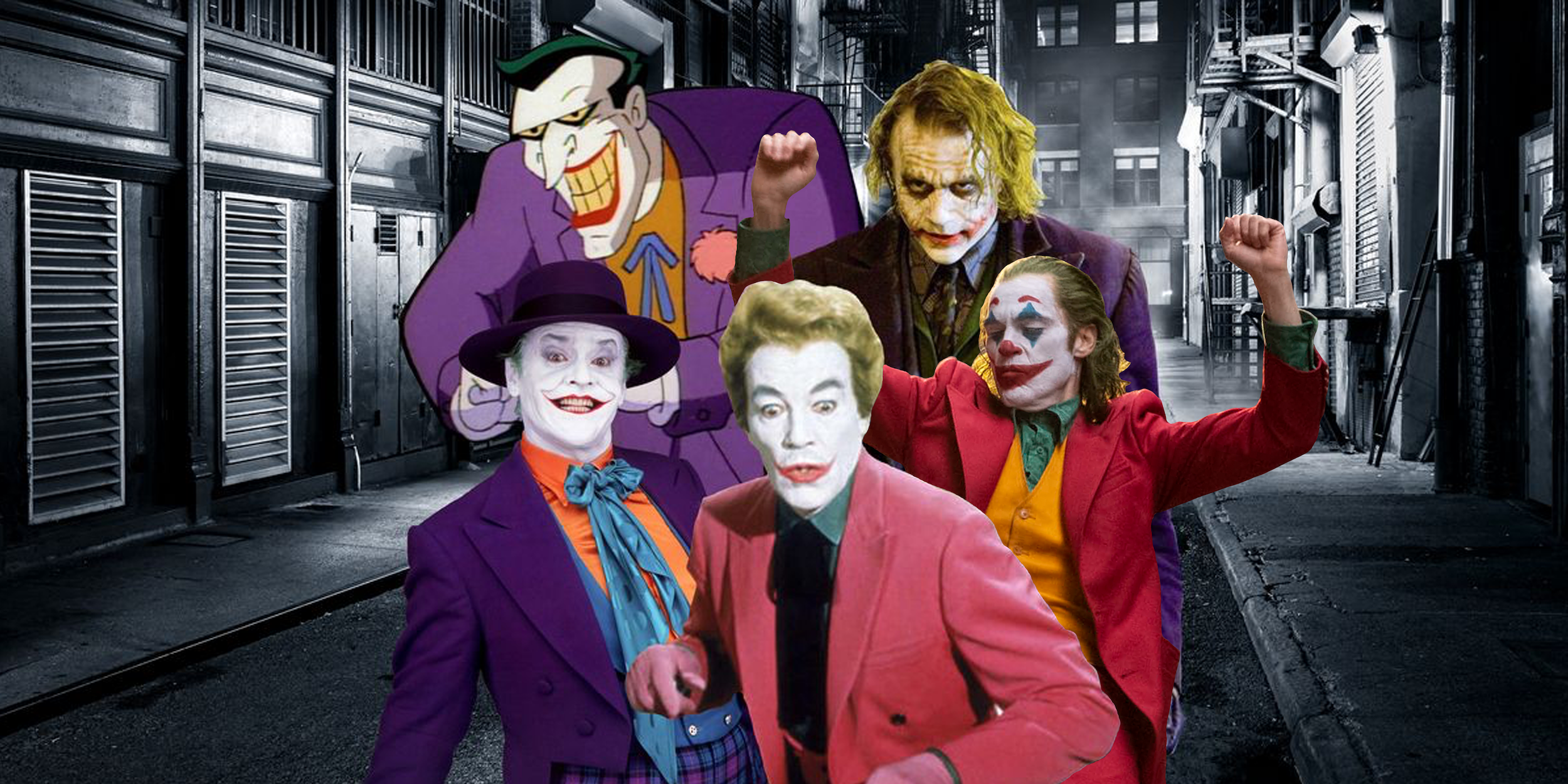 All Joker Actors Ranked - 8 Best Joker Performances of All Time