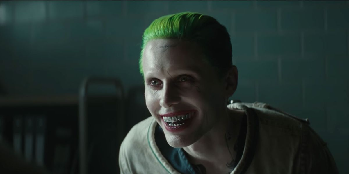 Suicide Squad's Jared Leto returning as The Joker in Justice League Snyder Cut