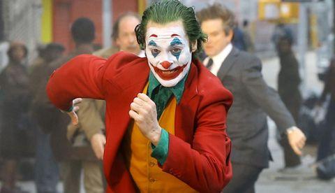 """Joaquin Phoenix es """"Joker"""""""