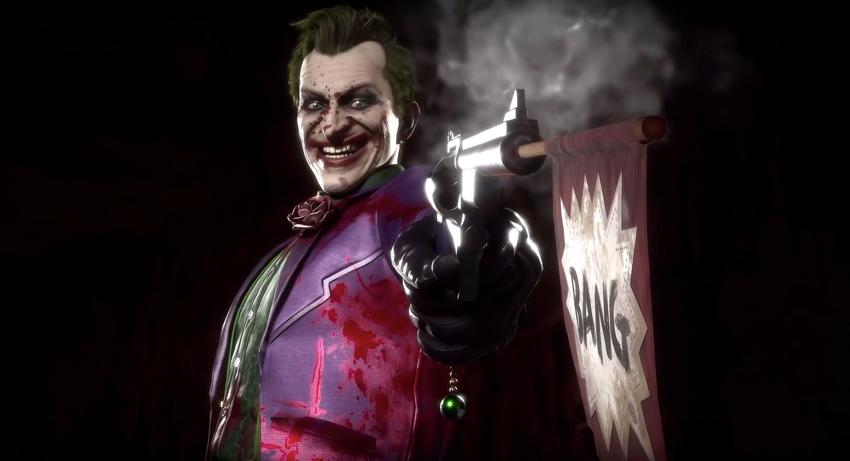 Mortal Kombat 11 Joker Release Date - Joker DLC Character Reaction