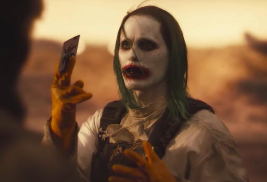 A Dc Fan Explains The Joker Scene In Zack Snyder S Justice League