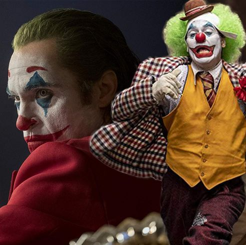 Clown, Performing arts, Mime artist, Joker, Fun, Fictional character, Supervillain, Performance, Smile, Comedy,