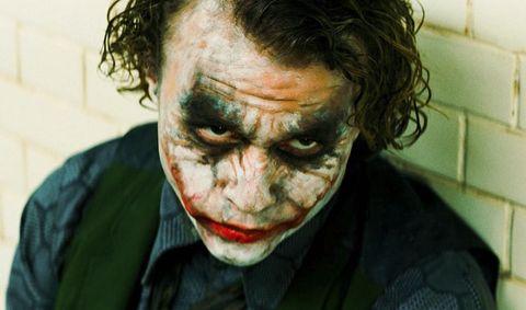 joker El caballero oscuro