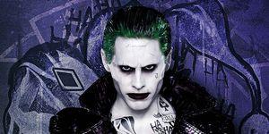 """Jared Leto en """"Escuadrón suicida"""""""