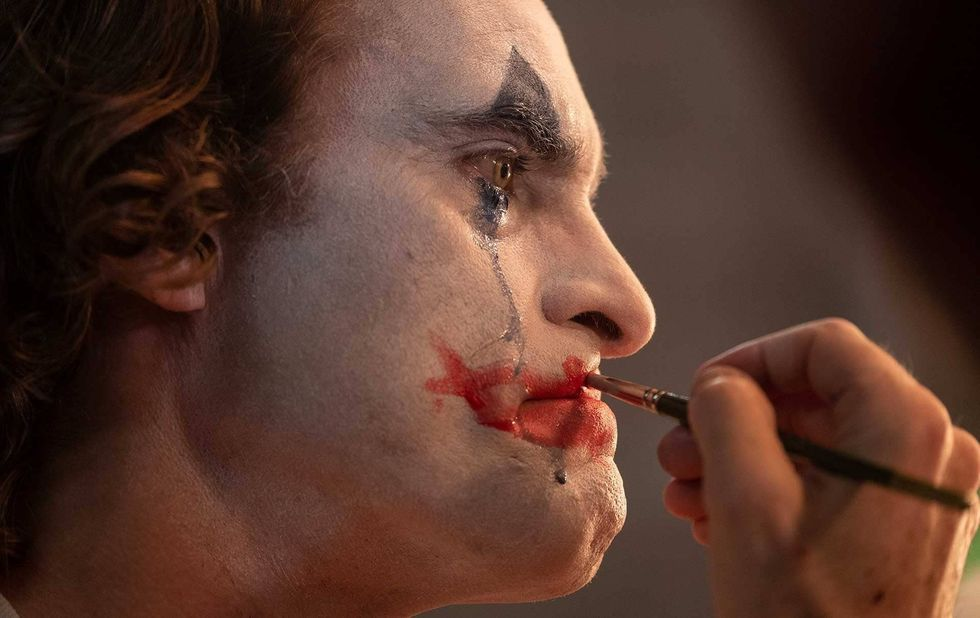 The Makeup Artist Behind the Creepy 'Joker' Look That Will Own Halloween 2019