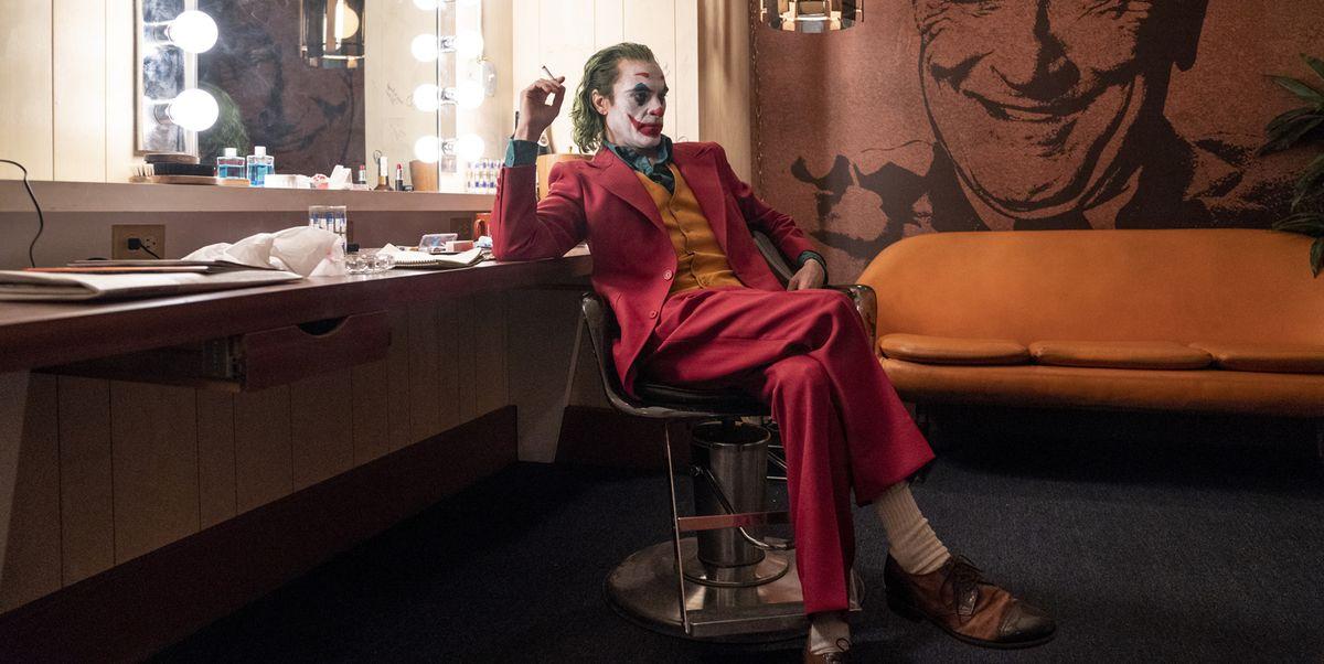 Image result for joker transformation behind the scenes joaquin phoenix