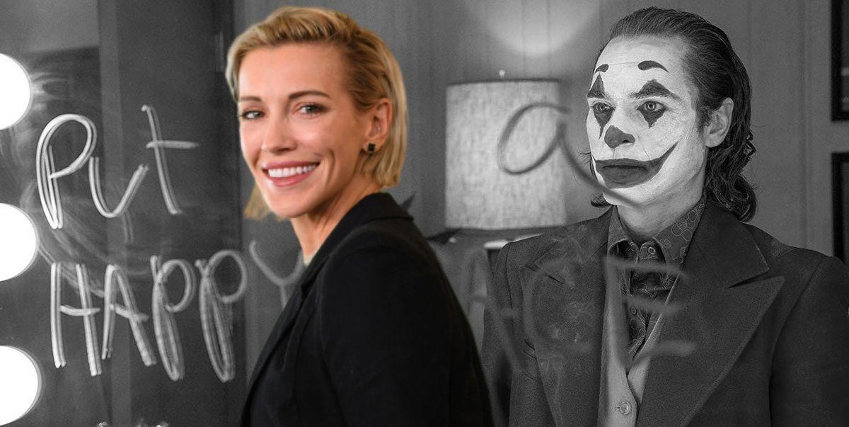 ¿Un Joker femenino? Katie Cassidy se ofrece voluntaria