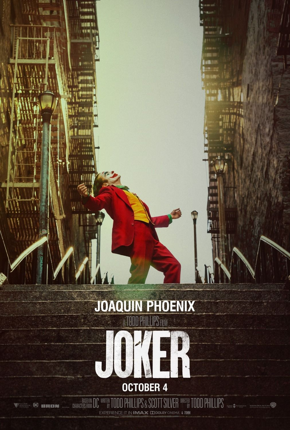 Joker 2 Todd Phillips - DC Estrenos
